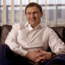 Встреча с Владимиром Поперешнюком, соучредителем компании «Новая Почта»