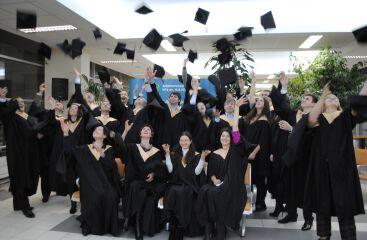 Торжественное вручение Дипломов МВА ОУ Великобритании