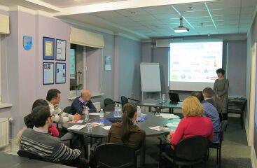 Презентация и тест-драйв программы МВА «Стратегия»