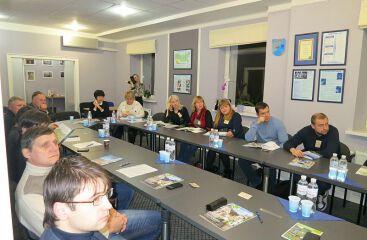 Информационная встреча: Особенности ведения бизнеса в ЕС