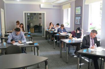Успешной сдачи! В Харьковском центре ОУ Великобритании прошли экзамены