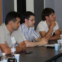 Круглый стол «Мотивация в управлении проектами: проблемы из практики и их решения»