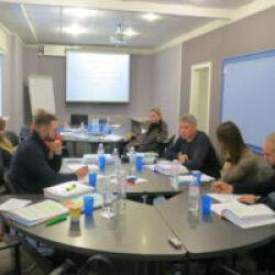 Ноябрь — первые занятия новых групп программы МВА