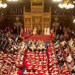 Студентов ОУ чествуют в Парламенте Великобритании