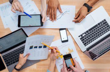 Стратегии маркетинга в сложном окружении