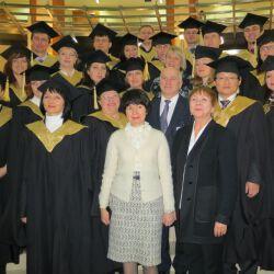 Защиты дипломов МВА