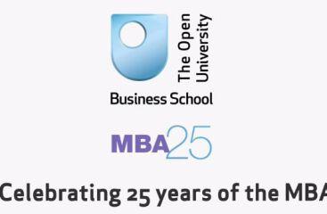 Школе бизнеса Открытого университета — 25 лет!