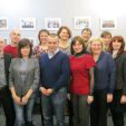 Вручение Сертификатов по курсу «Практика решения управленческих проблем