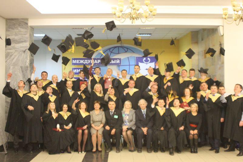 Поздравляем выпускников программы МВА