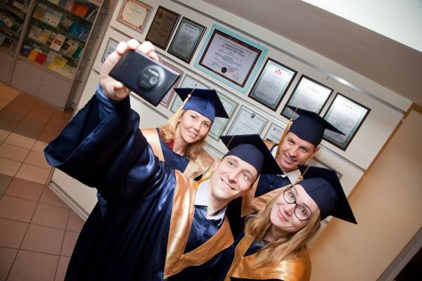 Торжественное вручение Дипломов МВА